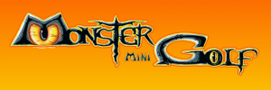 Monster Mini Golf - Fundraising
