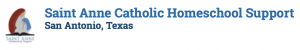Saint Anne Catholic Homeschool Support