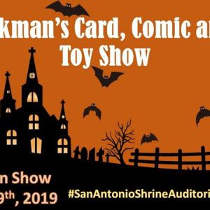 10/19 Eckman's Annual Halloween Show - San Antonio Shrine Auditorium