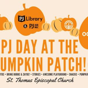 10/20  PJ Day At the Pumpkin Patch - St. Thomas Episcopal Church