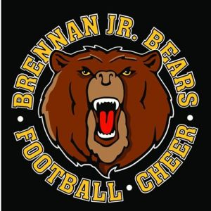 Brennan Jr. Bears - Football and Cheer