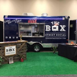 Box Street Social, The - Catering