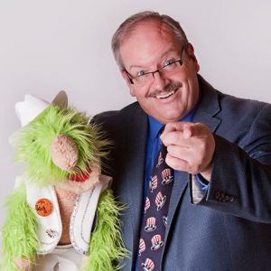 Joe Libby - Ventriloquist and Comedy Magician