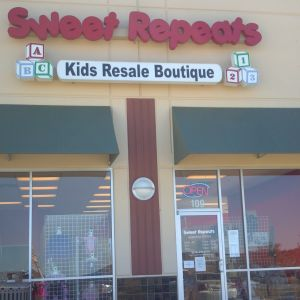 Sweet Repeats Kids Resale