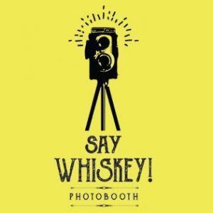 Say Whiskey Photo Booth
