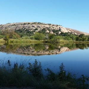 Enchanted Rock State Natural Area, The