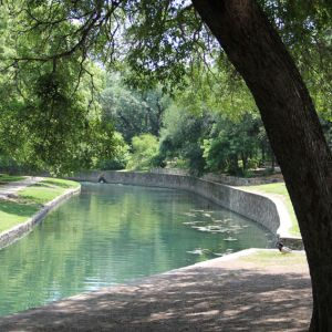 Brackenridge Park - Fishing