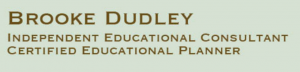Brooke Dudley - Independent Educational Consultant