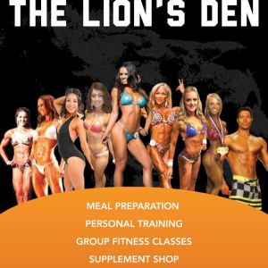 Lion's Den Nutrition Fitness Training, The