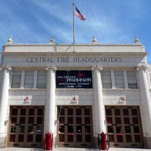 San Antonio Fire Museum, The