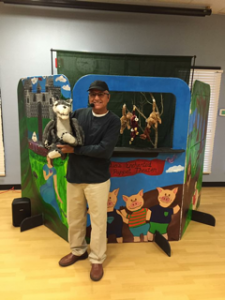 Rogelio's Enchanted Puppet Theatre